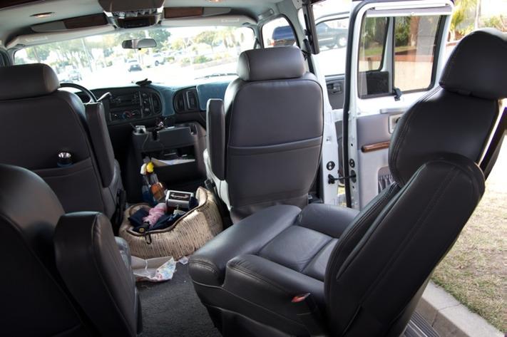 Dodge Van Conversion 015